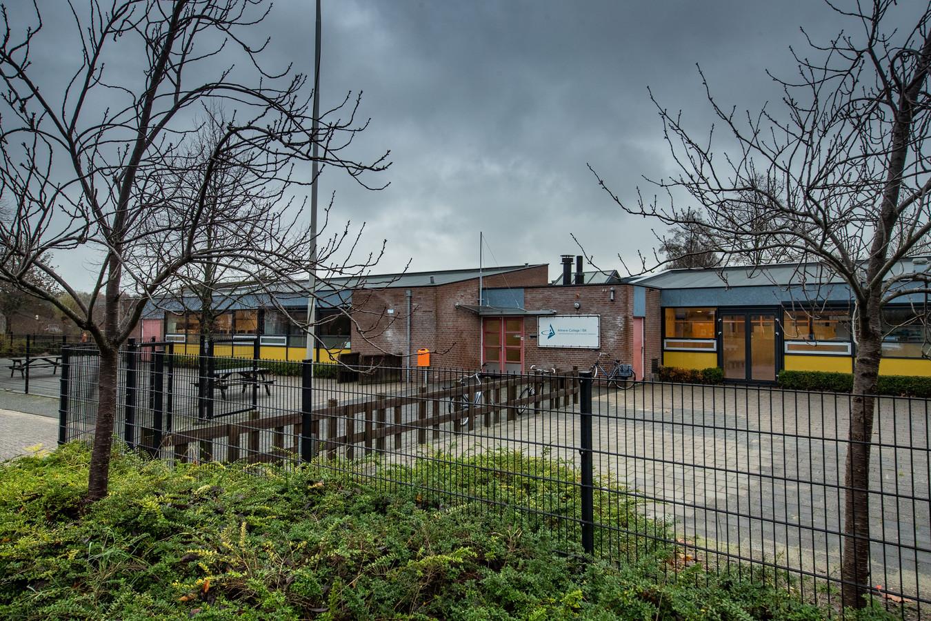 De internationale school aan de Veenmos in Kampen.