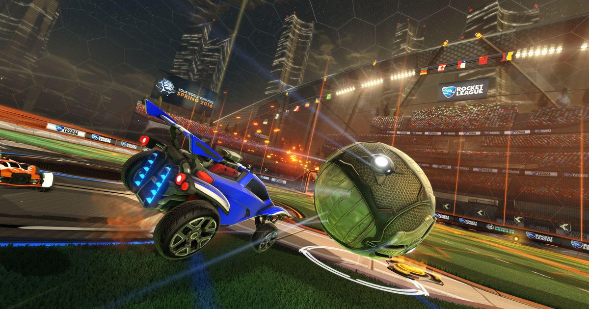 Populaire game Rocket League binnenkort gratis te ...