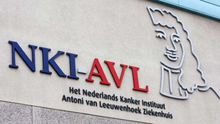Het Nederlands Kanker Instituut Antoni van Leeuwenhoek Ziekenhuis (NKI-AVL) in Amsterdam. Foto ANP Beeld