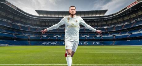 'Hazard kan Ronaldo nooit doen vergeten'
