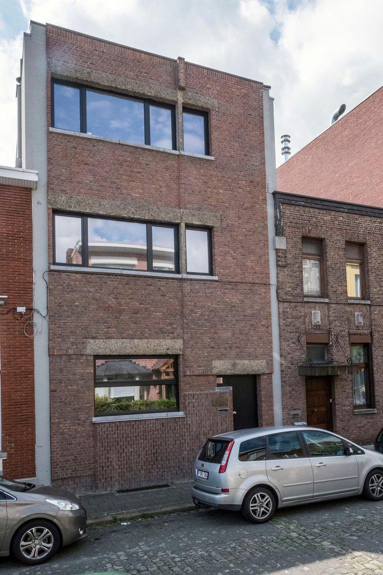 Architectenwoning Walter Van Den Broeck.