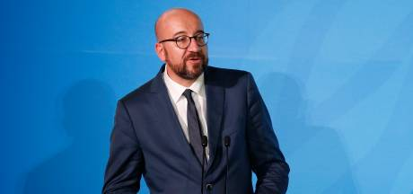 Charles Michel propose de doubler la contribution belge à la lutte climatique