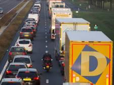 Minder autokilometers A2 tussen Eindhoven en Weert door app