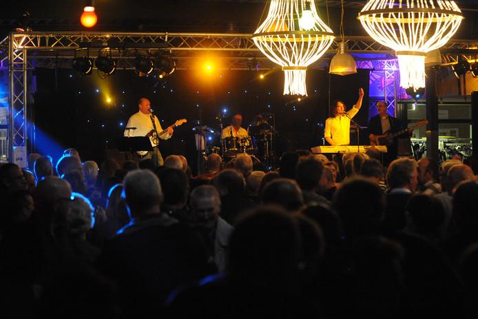 Dusk, een van de bands die voor herkenning zorgden tijdens de zevende Soosreünie.