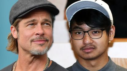 Brad Pitt heeft geen contact meer met zoon Maddox