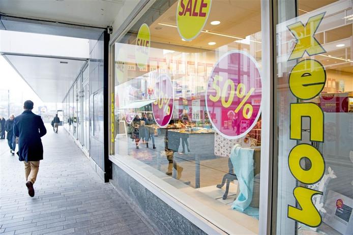 Een Xenos winkel. Foto: ANP