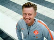 Paul Koster na 0-8 nederlaag: 'We lieten het lopen'