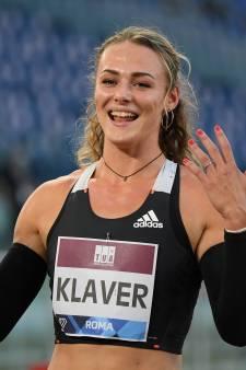 Klaver maakt indruk op 400 meter bij Diamond League in Rome