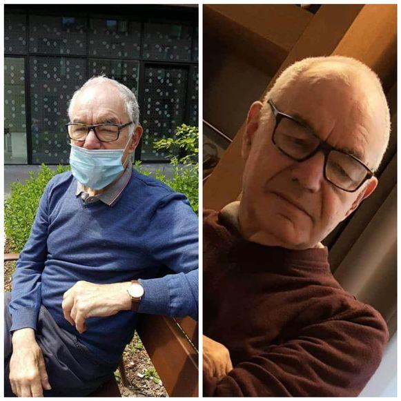 Eduard Timmermans (77) lijdt aan de ziekte van Parkinson en verdween maandagnamiddag omstreeks 14 uur uit woonzorgcentrum Annuntiaten.