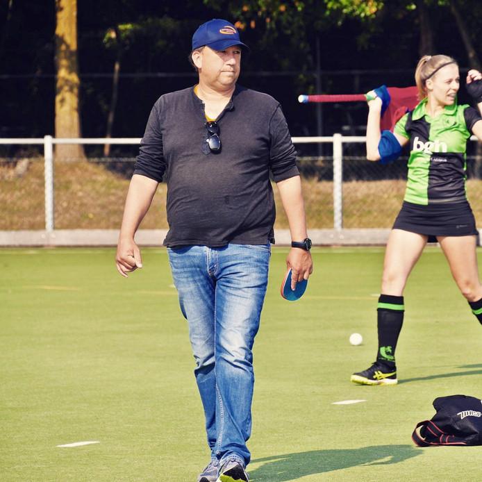 eigen foto Peter Brands hockey Boxmeer
