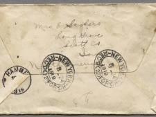 Red Star Line zoekt brieven van vroege landverhuizers voor nieuw onderzoek