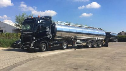 """Onduidelijkheid troef. Interpol ontkent alarm over gestolen truck. Eigenaar: """"Oplegger helemaal niet gevuld met 33.500 liter chemicaliën"""""""
