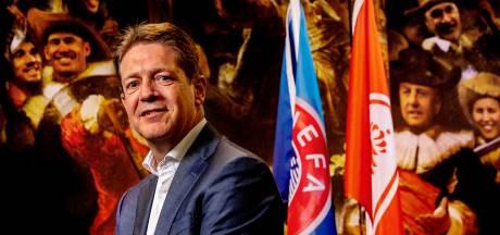KNVB-voorzitter Just Spee: 'Super League zou een vergissing zijn'