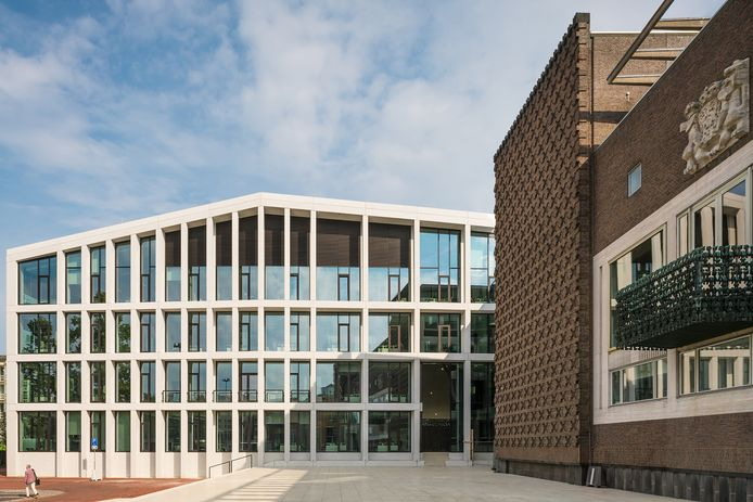 Behalve de Eusebiuskerk in Arnhem is ook het Huis der Provincie heel geschikt voor Prinsjesdag, vindt Arnhems burgemeester Ahmed Marcouch. Een koninklijke balkonscène is geen enkel probleem.
