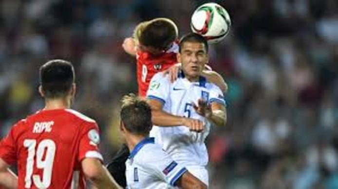 De nieuwe linksback van Willem II speelde 15 duels voor Griekenland onder 19 en onder 21