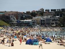 Eerste hittegolf van het seizoen teistert Australië