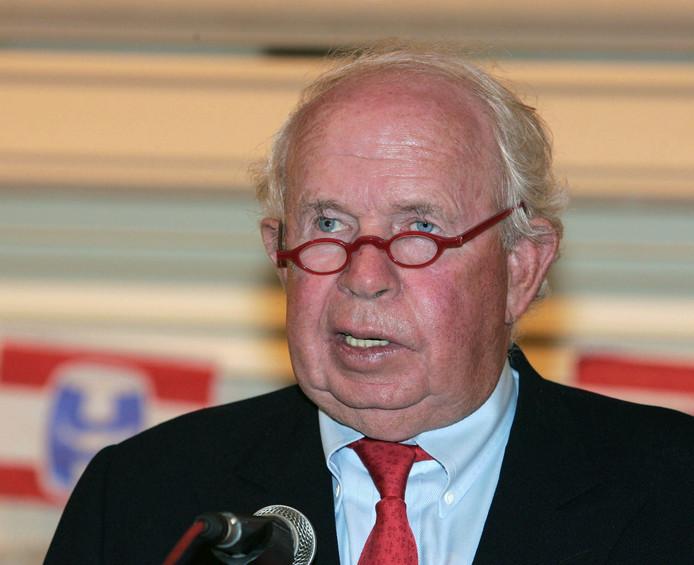Burgemeester Leopold Lippens van Knokke-Heist.