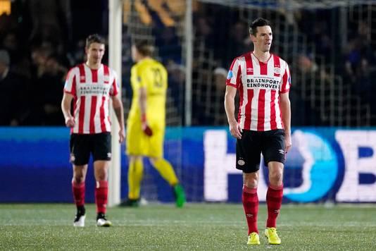 PSV druipt af op Sportpark Panhuis.