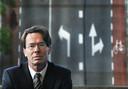Peter van der Knaap directeur van de Stichting voor wetenschappelijk onderzoek (SWOV).