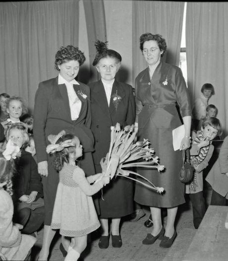 Wie vierde haar jubileum op de St. Philomenaschool in Woensel?