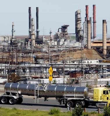 Als China elders shopt, moet de Amerikaanse olie-industrie het ergste vrezen