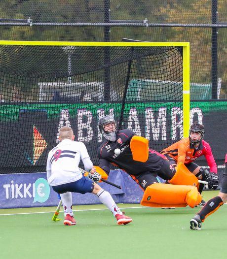 Oranje-Rood ziet doelman Van Berkel naar HC Tilburg vertrekken