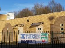 Sporthal in Boxtel verandert voor even in moskee voor Offerfeest