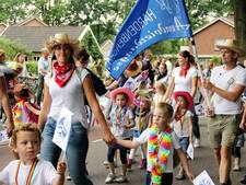 Hardenberg loopt weg met de wandelvierdaagse