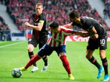 LIVE   Atlético en Leverkussen aan elkaar gewaagd, doelpunten in Donetsk