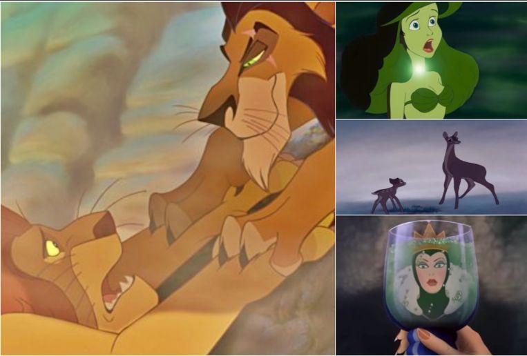 De meest traumatiserende Disney-momenten.