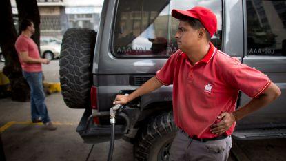 Venezuela start prijsverhoging benzine: einde aan miljoenen liters brandstof voor een euro