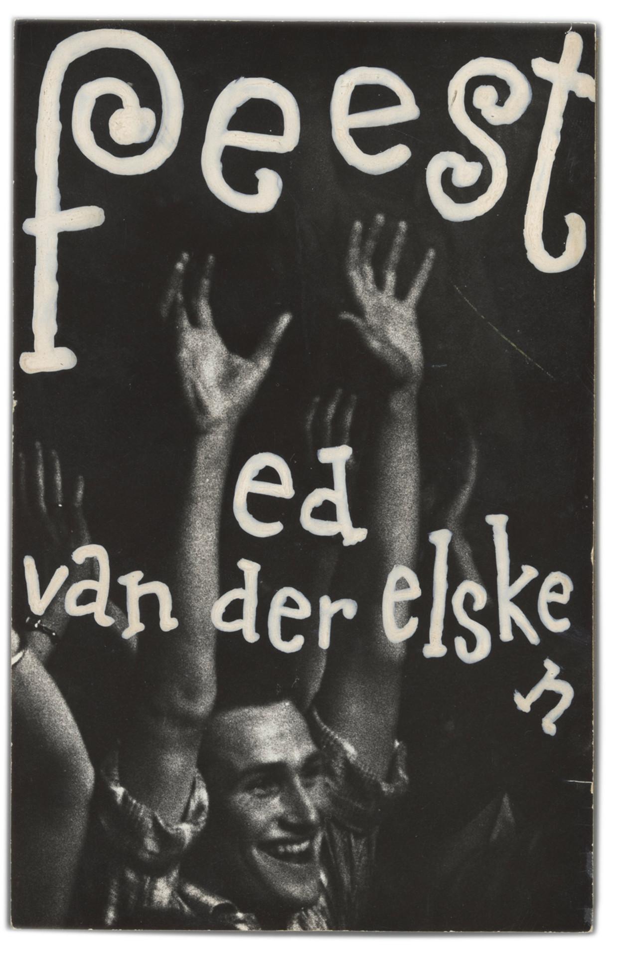 Feest, Ed van der Elsken. Beeld Rijksmuseum Staeske Rebers