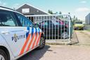 Een auto is in beslag genomen aan de Havenstraat in Emmeloord. R. belandt in de cel vanwege de diefstal van de Land Rover.
