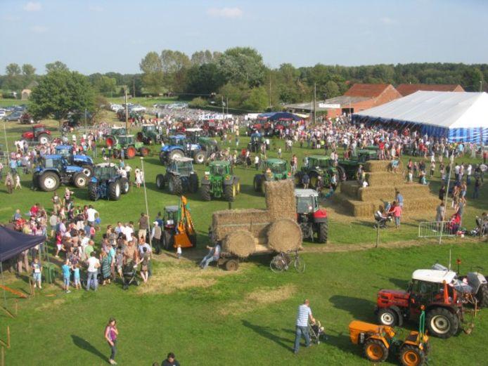De Dag van de Landbouw vindt normaal gezien plaats in het gehucht Einhoven.