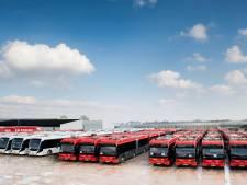 VDL levert in Amsterdam grootste elektrische busvloot in Europa af
