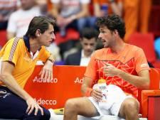 Oranje opent Davis Cup tegen Kazachstan