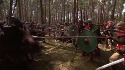 Orks, elven en hobbits vechten op leven en dood