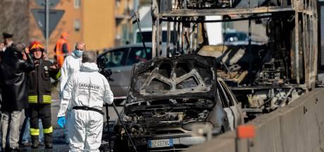 Italiaanse minister wil chauffeur die schoolbus gijzelde paspoort afnemen