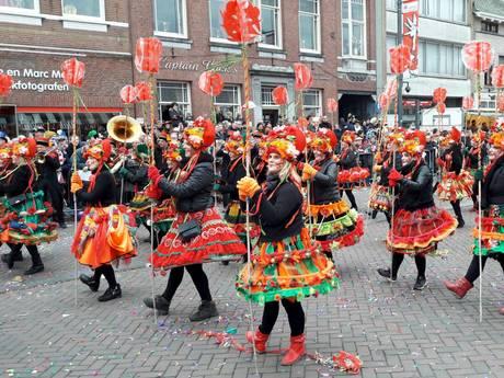 Liveblog Carnaval zaterdag: Optocht in Roosendaal begonnen