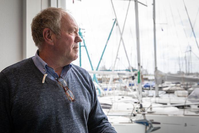 Delta Marina; jachthaven; Kortgene; 2018; Ad Geelhoed havenmeester;