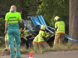 Traumahelikopter in Putten voor zwaargewonde na ongeval