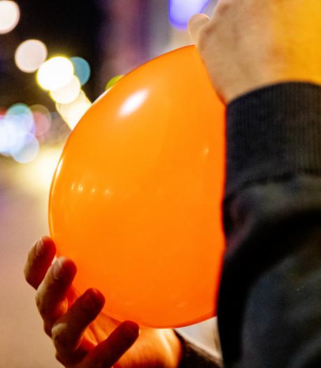 Gemeente Wierden gaat lachgas komend voorjaar verbieden