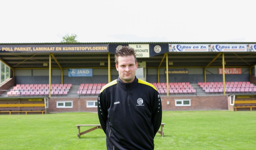 Rowdy van der Hoop, trainer Colmschate