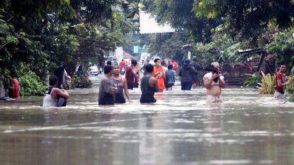Al zeker 56 doden door modderstromen en overstromingen op Filipijnen