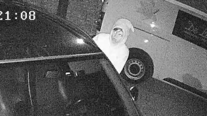 Politie zoekt smurf die auto's steelt
