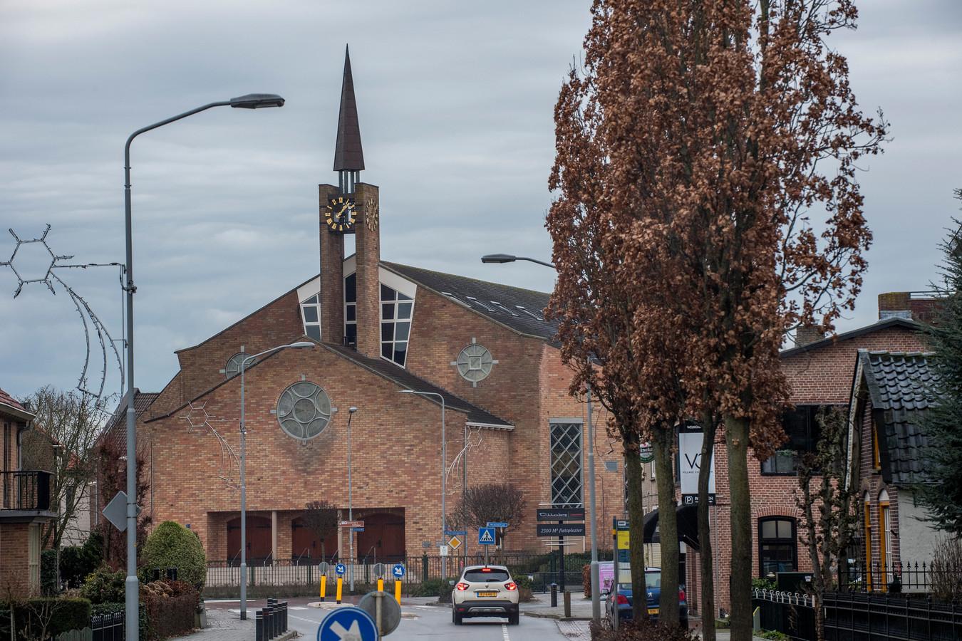 De Gereformeerde Gemeente in Nederland in Opheusden.