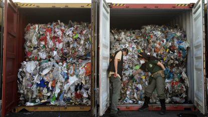 Londen gaat strijd tegen voedselverspilling aan