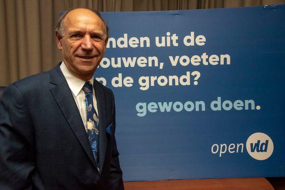 Open Vld kopman Walter Govaert