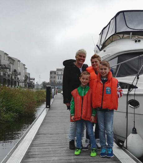 Stichting Opkikker verrast Rijsbergse Enzo (10) met avontuurlijke dag