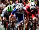 Kijk hier hoe Arnaud Démare zijn eerst sprintzege boekt
